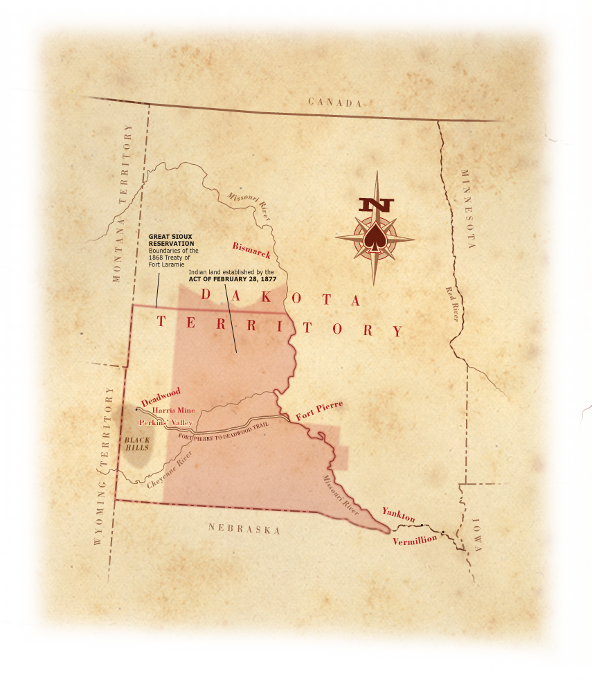 a history of the 1868 treaty of fort laramie As for the outcome of the historic event they capture, the fort laramie peace treaty was signed on april 29, 1868, and authorized with additional signatures on may 25.